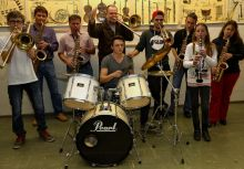P-Town New Blood - das JazzOrchester Petershausen
